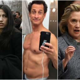 Anthony Weiner to Get Early Release in May