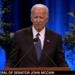 Biden: Don't Know Motive Behind Bomb Scare – We Do Need to Lower Temperature of Rhetoric