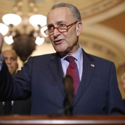 Blue State Blues: Chuck Schumer's 1990s Playbook Keeps Failing