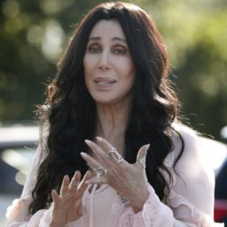 Cher: GOP Will 'Bite Down' on the 'Jugulars' of Non-White People
