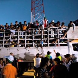 David Clarke: '14 or 15 Thousand People Storming Your Border Is an Invasion'