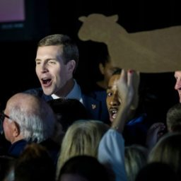Democrat Conor Lamb Claims Independence from Pelosi, Votes with Her 84% of Time