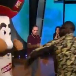 Deontay Wilder Apologizes for Breaking Mascot's Jaw with Powerful Punch