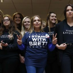 Donald Trump: Women 'Are Extremely Happy' with Brett Kavanaugh