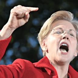 Elizabeth Warren Melts Down in Wake of DNA Disaster