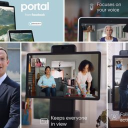 Facebook Unveils Smart Device to Compete with Amazon and Google in Watching Your Every Move