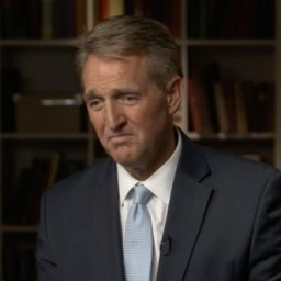 Flake: Kavanaugh Sounded Like Someone 'Unjustly Accused' at Hearing