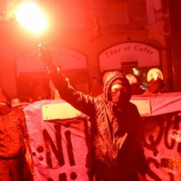 French Senate Adopts Anti-Antifa Bill That Sees Masked Extremists Face Heavy Fines