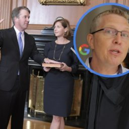 Google Design Lead David Hogue: 'Evil' Republicans Will 'Descend into Flames' of Hell