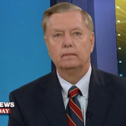 Graham: Kavanaugh 'the Slut Whore Drunk' of the Ford Story