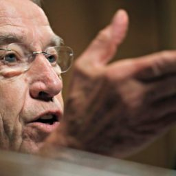 Grassley: I Don't Think Roe Will Be Overturned by Current Court