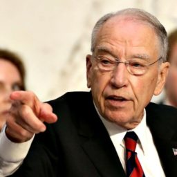 Grassley: I Won't Take up SCOTUS Nomination in 2020