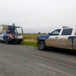 Gulf Cartel Truck Hauling Stolen Fuel Found near Texas Border