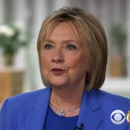 Hillary Clinton: 'The Way Trump Debated Me, It Was Imbued with Sexism'