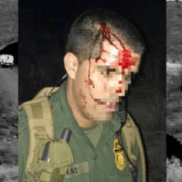 Illegal Immigrant Allegedly Kicks Border Patrol Agent in Head During Arrest