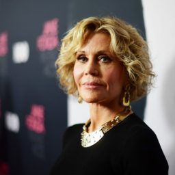 Jane Fonda: 'Get in the Streets' and 'Shut Down the Country' If Trump Fires Mueller