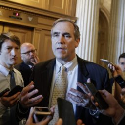 Jeff Merkley: DOJ Should 'Absolutely' Pursue 'Felony Charges' Against Kavanaugh for Perjury