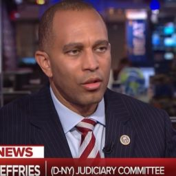 Jeffries: Trump 'Basically Showing Depraved Indifference to Human Life'