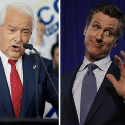 John Cox and Gavin Newsom Square Off Monday Morning for Only Debate