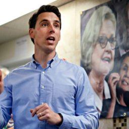 Josh Hawley: Claire McCaskill's 'Radical' Democrat Party Seeking to Undo Missourians' 2016 Vote