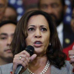 Kamala Harris Urges Dems to Use 'Anger' Over 'Sham' Kavanaugh Confirmation to Take Back Power