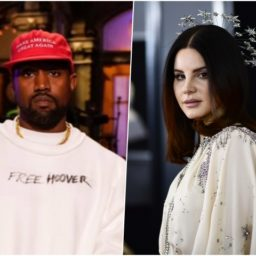 Lana Del Rey Scolds Kanye West for Supporting Trump: 'You Need An Intervention As Much As He Does'
