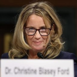 Lawyer: Ford Won't Seek More Investigations into Kavanaugh