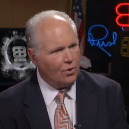 Limbaugh: GOP Will Hold House, Increase Senate Majority in Midterm