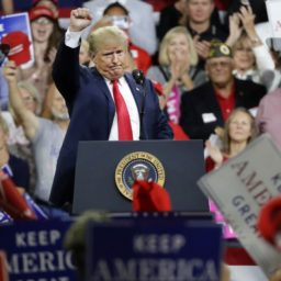 ***Live Updates*** Trump Holds Kansas Rally After Kavanaugh Sworn In as SCOTUS Justice