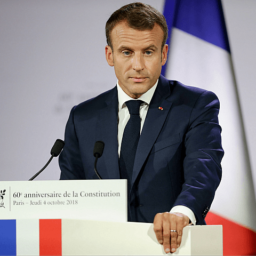 Macron Tells Elderly Worried About Pension Cuts to Stop Complaining