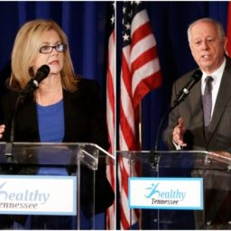 Marsha Blackburn's Democrat Senate Rival Supports Kavanaugh's Confirmation