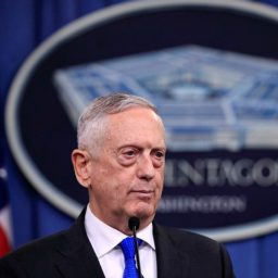 Mattis Signs Order to Send More U.S. Troops to Southwestern Border