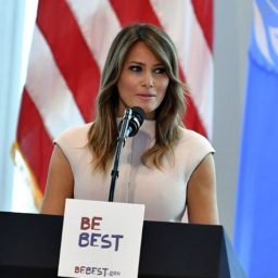 Melania Trump: I Enjoy Being First Lady Despite Bullying, President Doing 'Incredible Job'