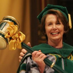 Nancy Pelosi Rallies Colleagues After Kavanaugh Loss: Don't Agonize, Organize