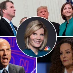 Nolte: NBC's Kate Snow Says Info Clearing Kavanaugh Wasn't 'Newsworthy' Before Confirmation