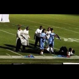 Outrage as High School Band Halftime Show Depicts Police Being Shot