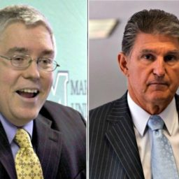 Patrick Morrisey Ad Criticizes Joe Manchin over 'Obama Liberals' Gun Bill