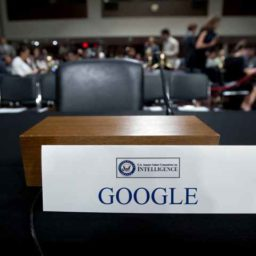 Report: Google Hid User Data Breach from Public out of Fear Congress Would Take Action
