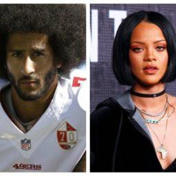 Report: Rihanna Turned Down Super Bowl LIII Halftime Show to Support Kaepernick