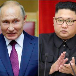 Reports: Kim Jong-Un to Meet Vladimir Putin in Moscow