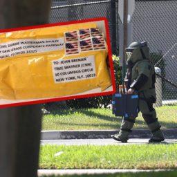 Ret. Brigadier Gen. Michael McDaniel: Mail Bombs Meet 'Definition of Domestic Terrorism'