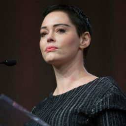 Rose McGowan: Hollywood's 'Faux Liberals' and Time's Up Are 'Bullsh*t'