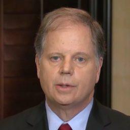 Sen. Jones: Kavanaugh's Op-Ed Was 'Disingenuous'
