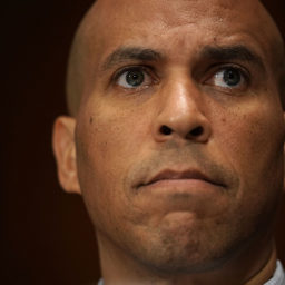 Suspicious Package Addressed to Cory Booker Intercepted