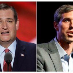 Ted Cruz Leads Big Money Beto O'Rourke in Texas Senate Battle by 6 Points