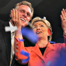 Terry McAuliffe: Hillary Clinton 'Is Never Going to Be on a Ballot Again'