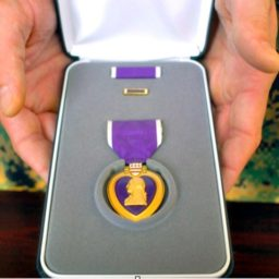 Texan Finds Lost Purple Heart in Abandoned Storage Unit, Returns It to Vietnam Vet