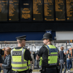 Theft, Sex Assault Rises Driving Soaring Crime Rate on Britain's Railways