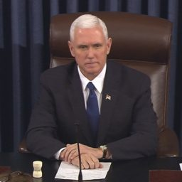 Vice President Mike Pence May Have to Cast Tiebreaking Vote on Brett Kavanaugh