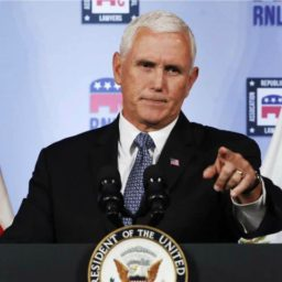 VP Mike Pence Stumps for Hawley, Says Claire McCaskill for 'Search and Destroy' Tactics